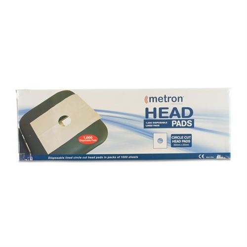 Metron-Head-Piece-Sheets-Circle-1000-Sheets/Box-(METHEADCIRCLE)