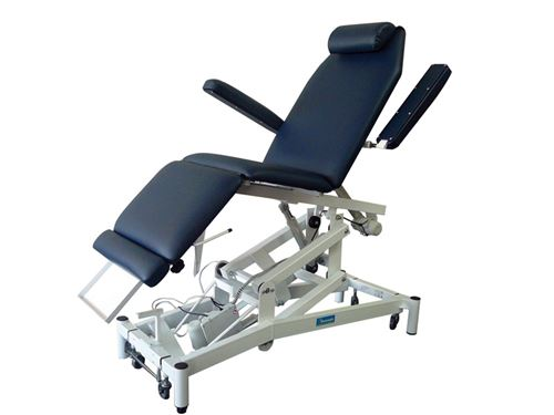 Metron-T8725-Examination-Chair-MkII-55cm-wide-Black-(METPOD2BLK)