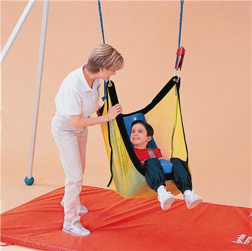Tumble-Forms-2-Deluxe-Vestibulator-II-System-Net-Swing-with-Positioning-Seat-(TUM2772S)