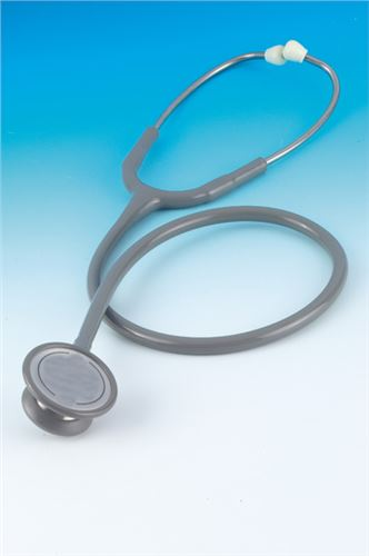 Stethoscope-Dual-Head-Black-(PHYSTETHDUAL)
