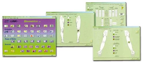 Biometrics-E-Link-Lower-Extremity-Evaluation-and-Impairment-Calculation-Software-(BI-LSW)