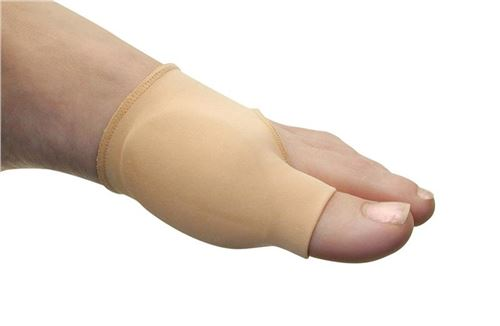M-Gel-Comfort-Gel-Skin-Bunion-Sleeve-Covered-L-Each-(GEL-1310-MC)