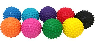 Spikey-Massage-Ball-7.5cm-Blue-(MTT-AMASK1MRPB)