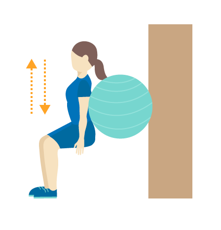 intermediate-squat-gymball